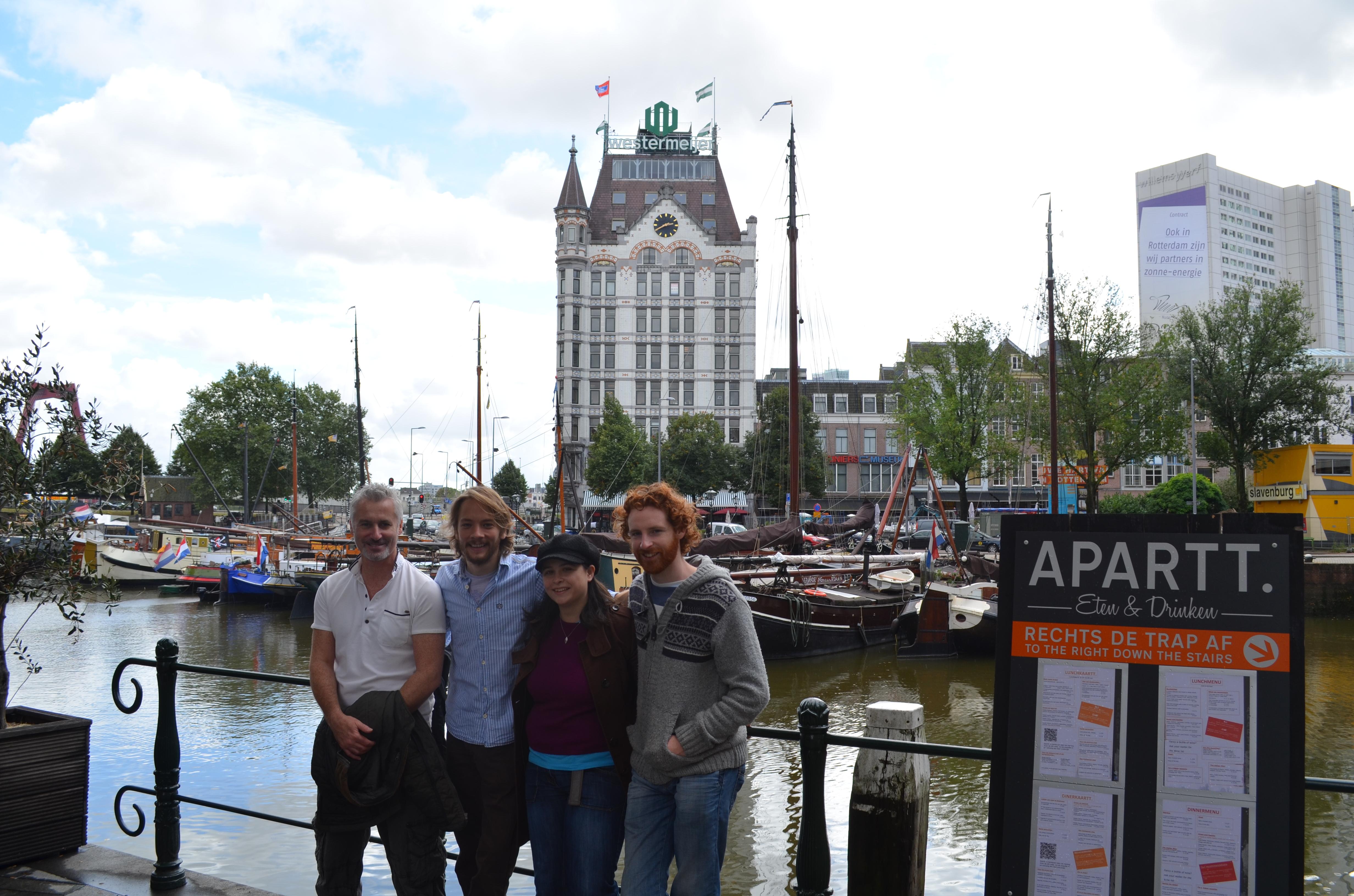 trap in rotterdam
